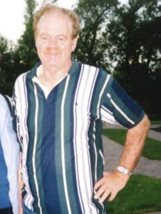 Picture of Gerhard (Gerry) Heinz Wustmann