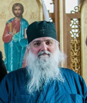 Fr. Dimitrios Sarlakis