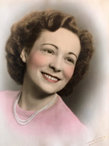Picture of Marcelle Laurin nee Desorcy 1