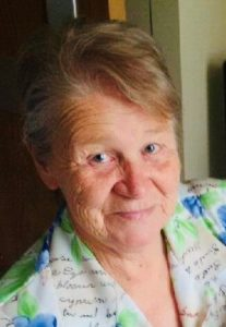 Picture of Joan Ruth Richardson (nee Mahood)