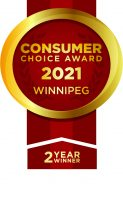 Consumer Choice Awards 2021 - 2 Year Winner