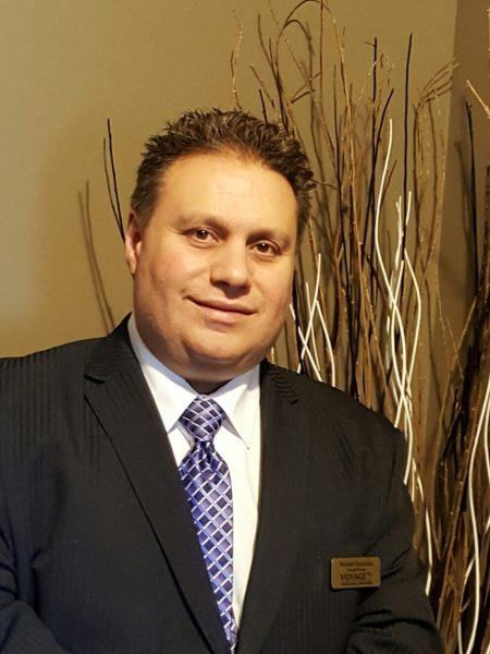 Mike Vogiatzakis - Funeral Director and Owner of Voyage