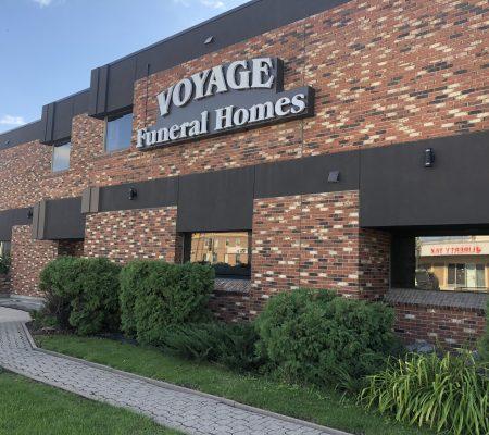 voyage funeral homes