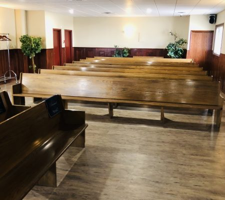 voyage funeral homes main office chapel