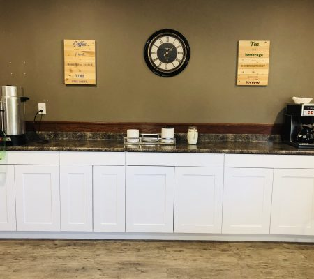 voyage funeral homes main office reception