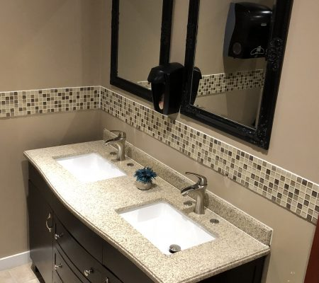 voyage funeral homes main office womens washroom